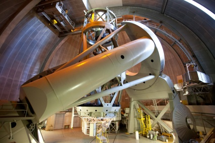 The 200-inch Hale Telescope at Palomar Observatory